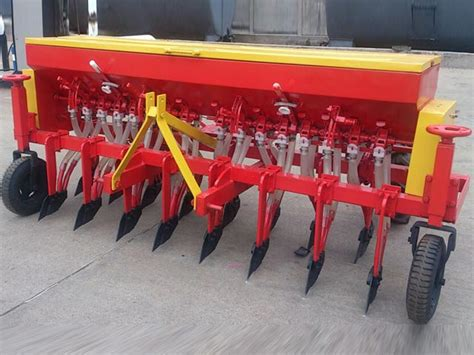 Zero Till Planter by Tractor Implements Zero Tillage Planter For Sale