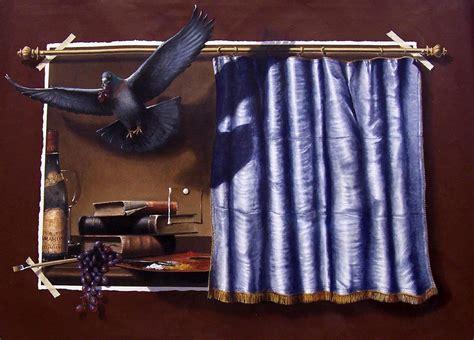 Curtain T Trompel Oeil