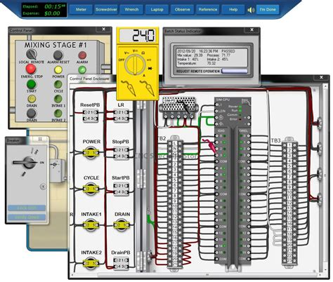 hi tech motor controls simulation and software