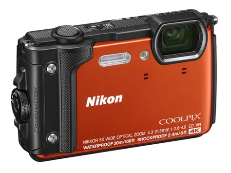 nikon releases coolpix w300 japan today