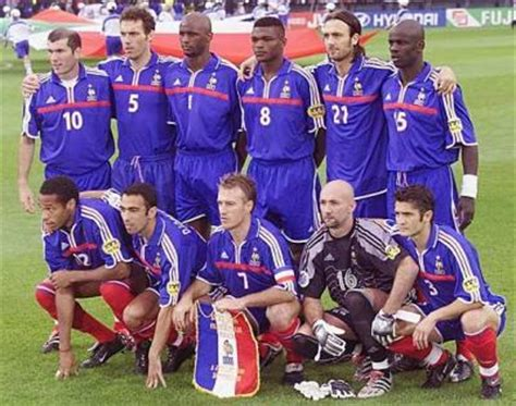 zidane 2000 chion d europe euro2000 retour en images