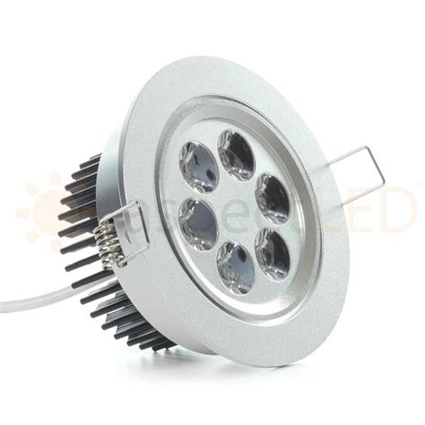 4 2 quot recessed light for flat or sloped ceilings 6 led 6w