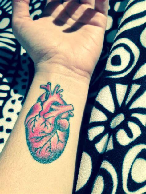 tatuajes pinterest tatuaje de coraz 243 n anat 243 mico tatuajes pinterest