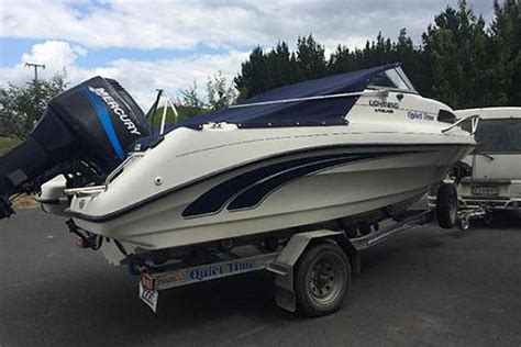 power boat registration nz sunlive boat stolen from tokoroa the bay s news first