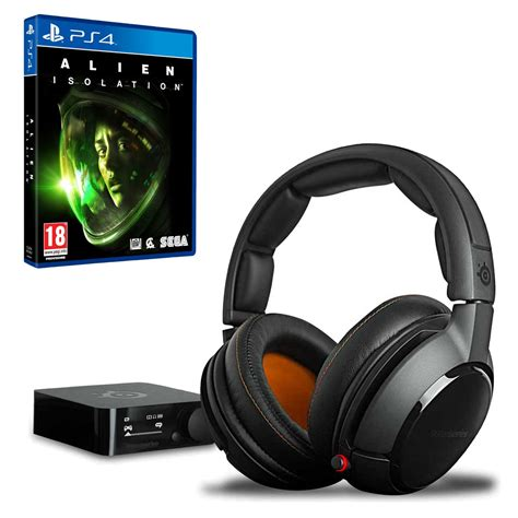 playstation 3 console offerte steelseries siberia p800 isolation ps4 offert