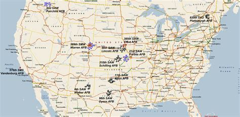 map us missile silos abandoned missile silo locations in kansas doomsday silo