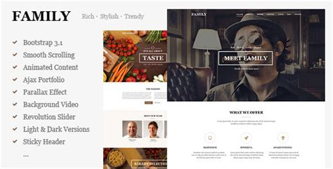 themeforest yokko 10 newest html5 website templates for download