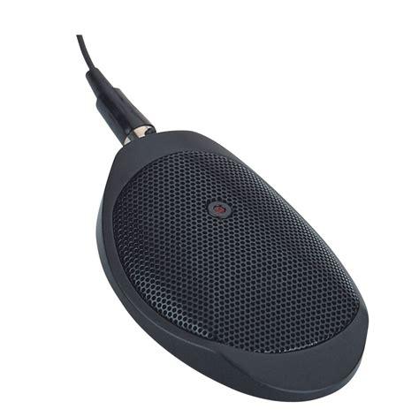 condenser microphone range wide range back electret condenser boundary microphone g185d