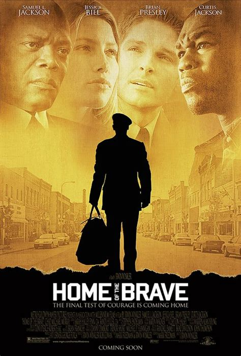 Home Of The Brave by Home Of The Brave Poster 2 Of 3 Imp Awards