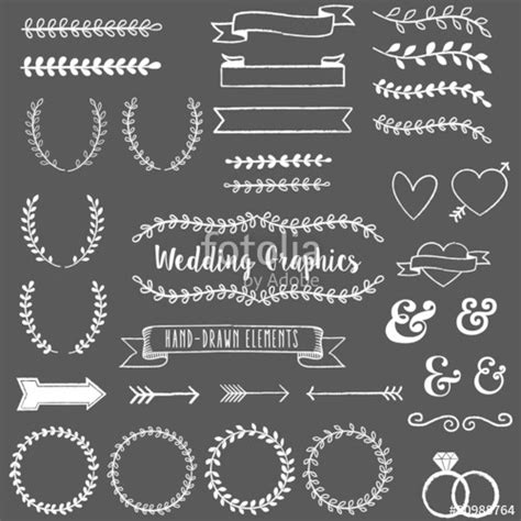 Wedding Font Corel by Quot Chalkboard Wedding Clip Quot Stock Image And Royalty Free
