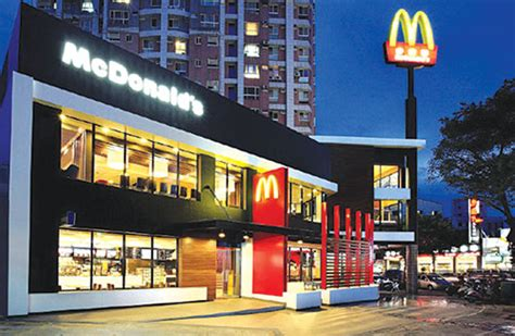 Mcdonald S Garden City by Mcdonald S Faces Space Test Corporate News Business