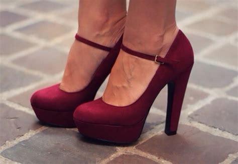 maroon color heels shoes maroon heels burgundy shoes high heel pumps