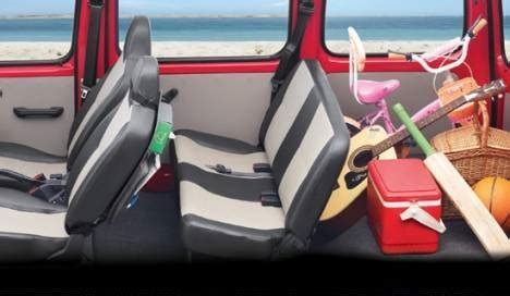 Maruti Eeco 7 Seater Interior View by New Maruti Suzuki Eeco 7 Seater 2013 Photos Car Interior