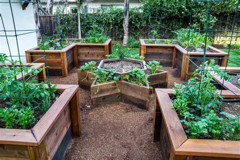 How To Create Raised Garden Beds Designs Raised Box Vegetable Garden