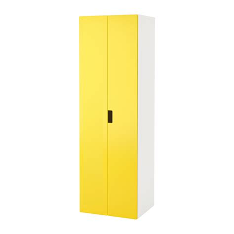 ikea stuva wardrobe stuva wardrobe white yellow ikea