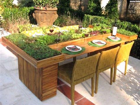 rustikale outdoor küche ideen farbgestaltung wand