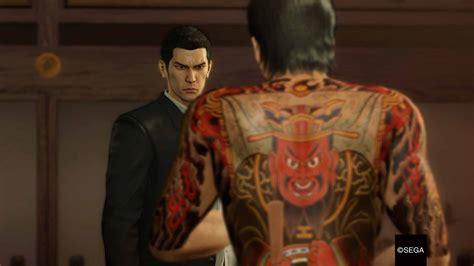 yakuza tattoo historia yakuza 0 an 225 lisis del nuevo videojuego de sega para ps4