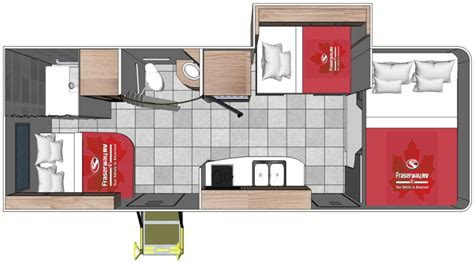 wheelchair accessible floor plans rentals wheelchair accessible motorhome fraserway rv