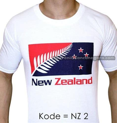 Souvenir Murah Kaos Oleh Oleh New Zealand kaos new zealand alowisata
