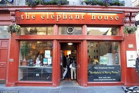 elephant house edinburgh elephant house where jk rowling frequented gives up removing harry potter graffiti