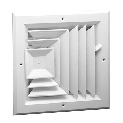fab inc metal fab inc extruded aluminum sidewall ceiling diffuser elima draft
