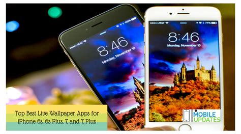 best live wallpaper app top best live wallpaper apps for iphone 6 6s plus 7 and