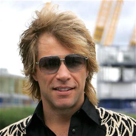 show me rockstar hair cuts jon bon jovi rock star hairstyles cool men s hair