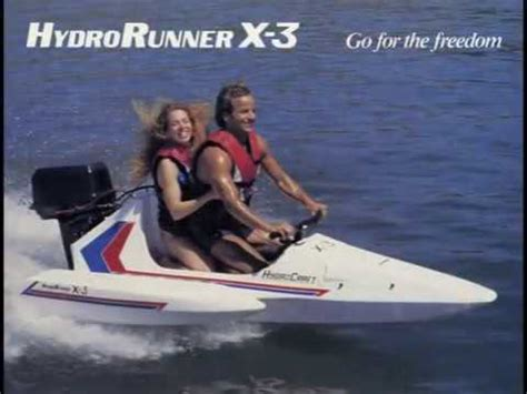 hydrorunner fast fun   water youtube