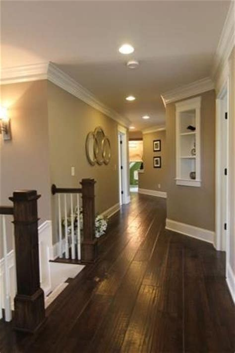 great upstairs hallway home