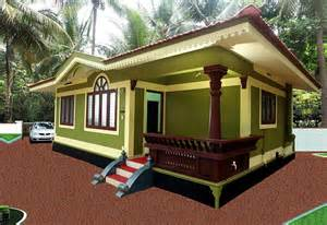 Low Cost Cabin Plans by Beautiful Low Cost Kerala Home Design 647 Sq Ft