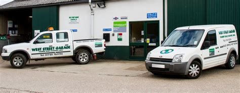 West Garage Stamford by Contact West Garage In Stamford Lincolnshire