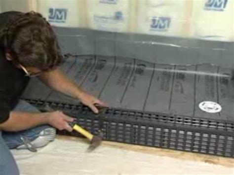Mark E Industries   Kirb Perfect Shower Curb Tile Base