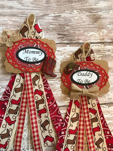 Cowboy Decorations For Baby Shower by Western Themed Baby Shower Decorations And Favors