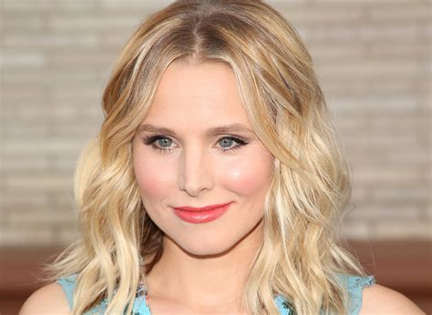 kristen bell kristen bell speaks out about depression and anxiety