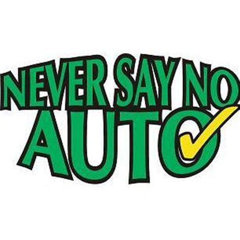 never say no auto springfield mo company information