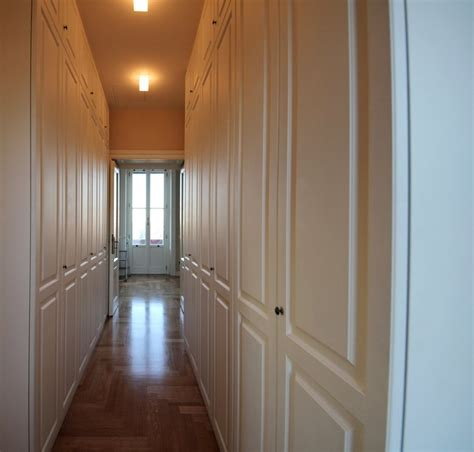 armadi da corridoio corridoio armadio falegnameria