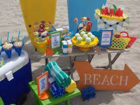 Chandelier Part Names Toddler Friendly Beach Bash Design Dazzle