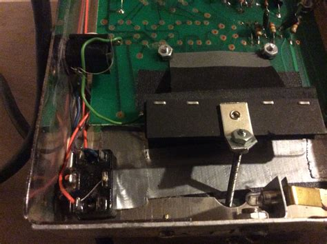 photoresistor volume pedal mr furious records giving you