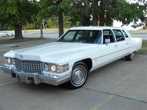 cadillac fleetwood limousine 1974 cadillac fleetwood limousine for sale