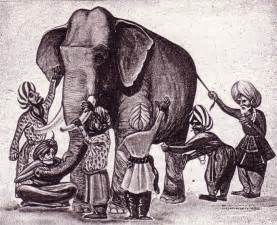 The Elephant And The Blind Men Lesslie Newbigin The Blind Men And The Elephant A