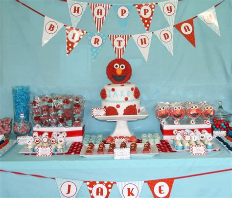 2nd birthday decorations at home real party elmo birthday party elmo elmo party and
