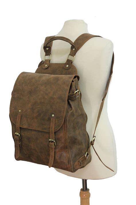 mochilas mujer cuero ruavintage tienda de bolsos de hombre y mujer