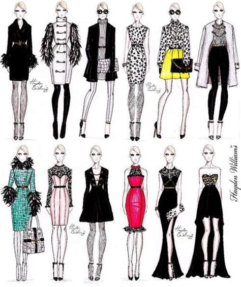 design clothes pinterest fashion design fashion illustration fashion illustration