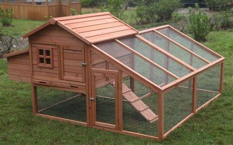 chicken coop run hen house poultry ark home nest box