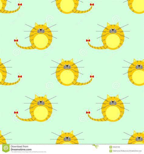 pattern matching over vector kittens seamless pattern cartoon vector cartoondealer
