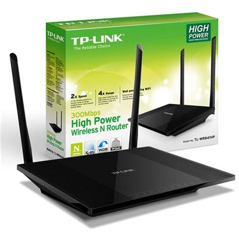 Harga Tp Link 841hp tp link tl wr841hp hg 300mbps high power wireless n