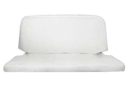 bench foam pad foam seat pad rear bench 1965 1979 vw aircooled