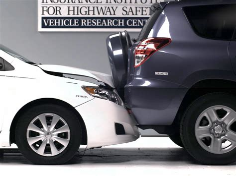 iihs mismatched bumpers  cars  suvs  cost big