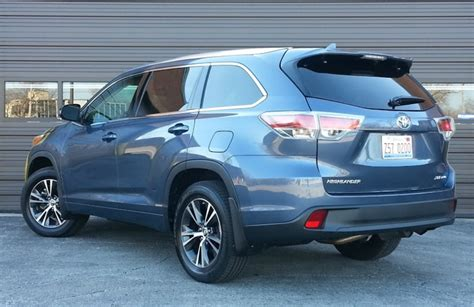 Toyota Highlander Trim Levels 2016 Toyota Highlander The Daily Drive Consumer Guide 174