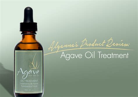 agave smoothing treatment reviews product review agave healing oil treatment calyxta